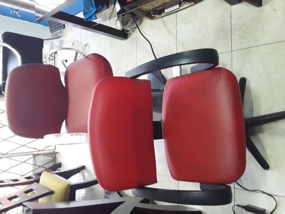 <strong>silla</strong>s de peluqueria