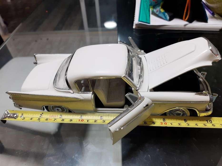 Auto Escala 1:18 Metalico