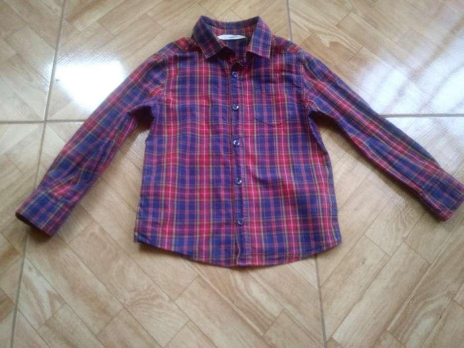 Camisas Niño Talla 4 Años