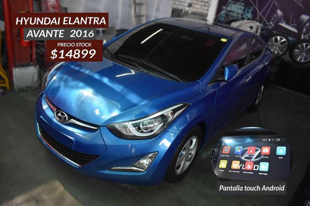 Hyundai Avante 2016 - 32015 km