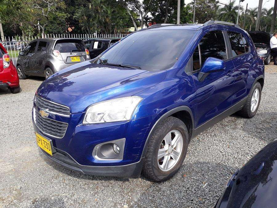 Chevrolet Tracker 2016 - 50907 km