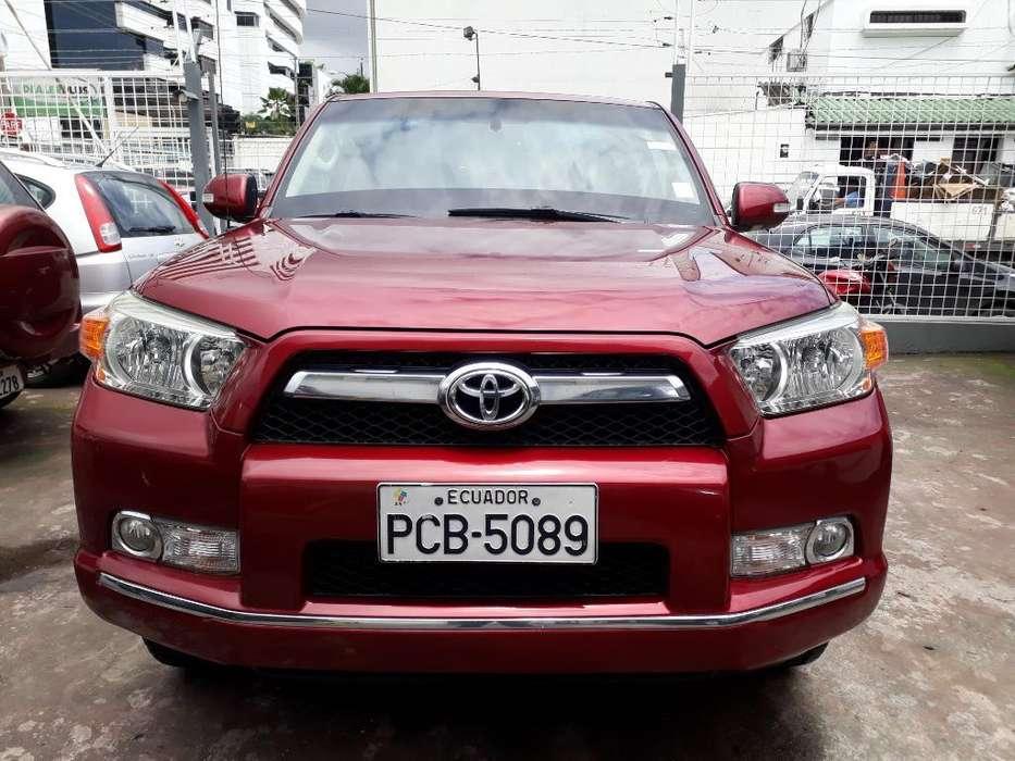 Toyota 4Runner 2013 - 84000 km