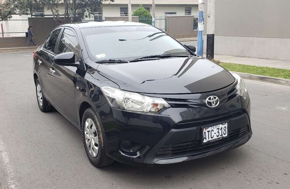 Toyota Yaris 2017 - 44963 km