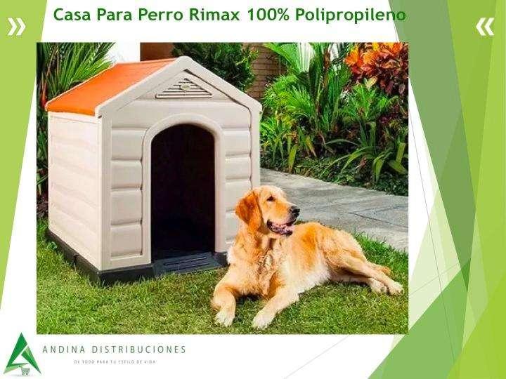 Casa Para <strong>perro</strong> Rimax 100 Polipropileno