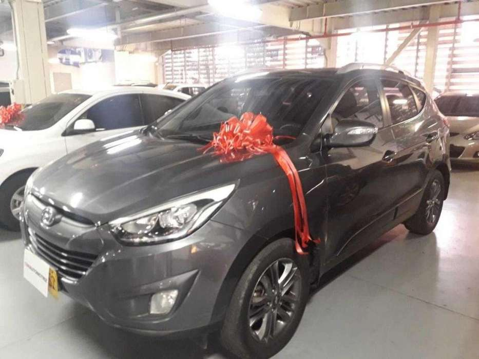 Hyundai Tucson 2014 - 52800 km