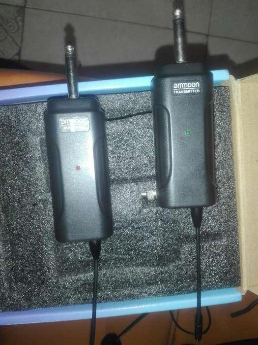 Transmisor Inhalambrico Instrumentos