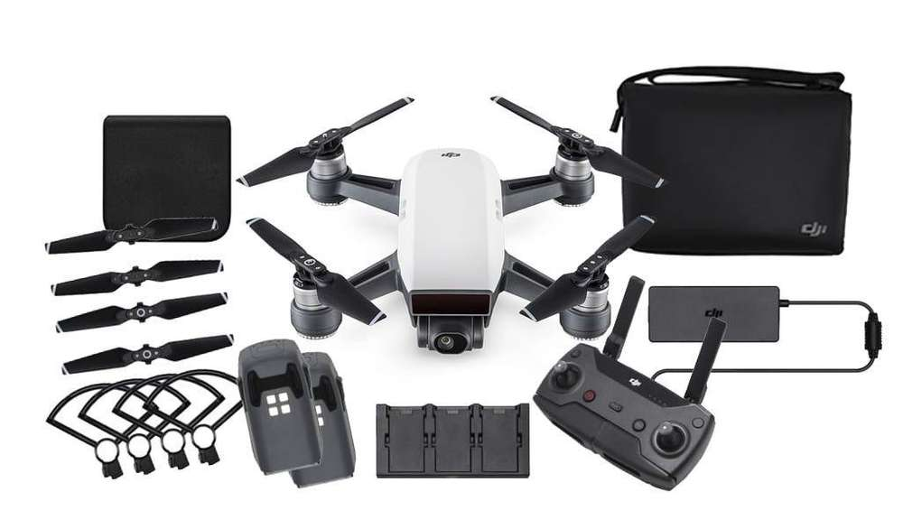 VENDO DRONE DJI SPARK FLY MORE COMBO