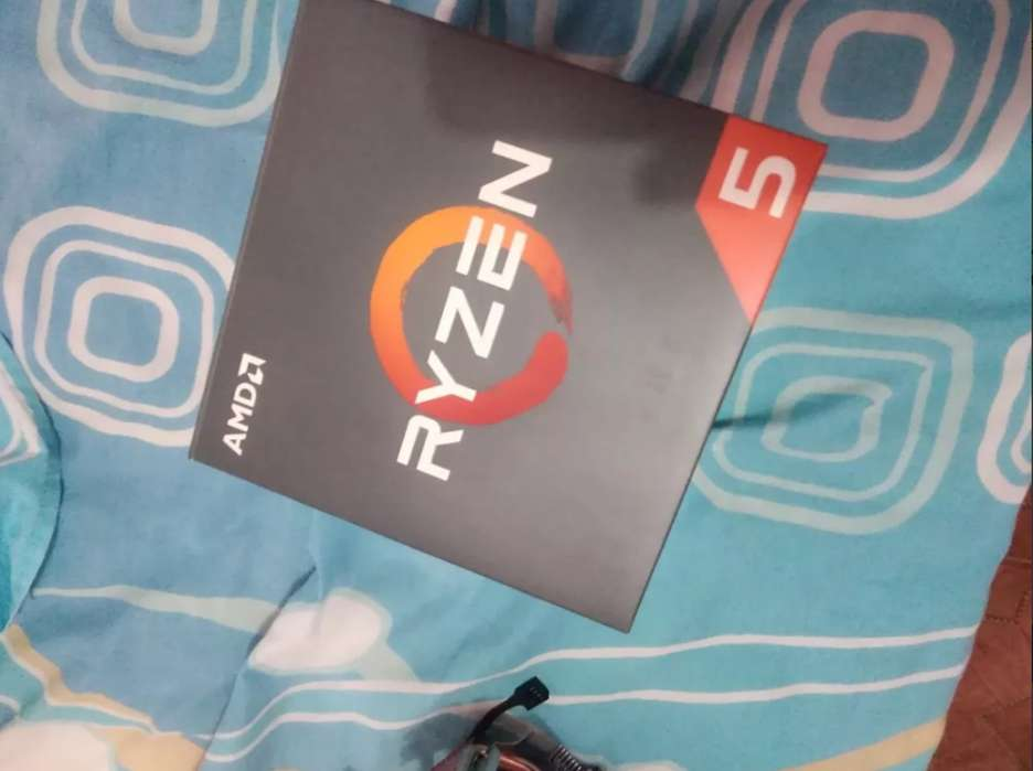 Amd Ryzen 5 1400 Am4 10mb 3.2mhz 3.4mhz BOX