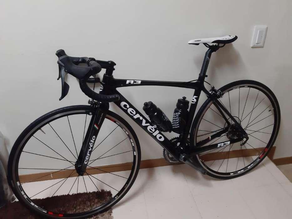 Bicicleta Cervelo R3 Full Carbon Talla S