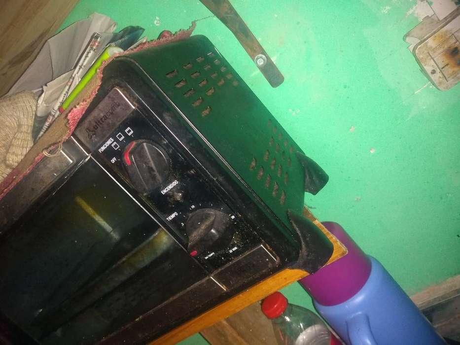 Horno Electrico Ultra Comb