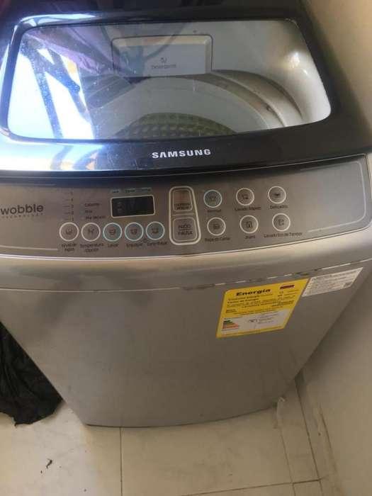 Lavadora Samsung wobble 9kg