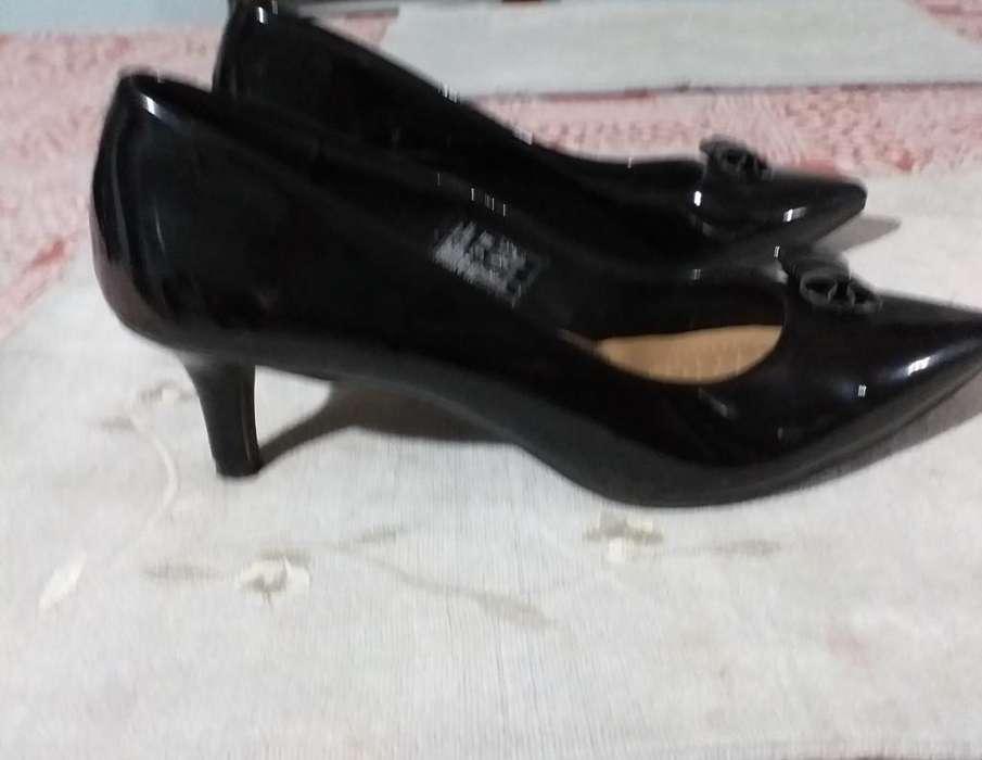 Zapatos Americanos, 1 Puesta, Talla 35