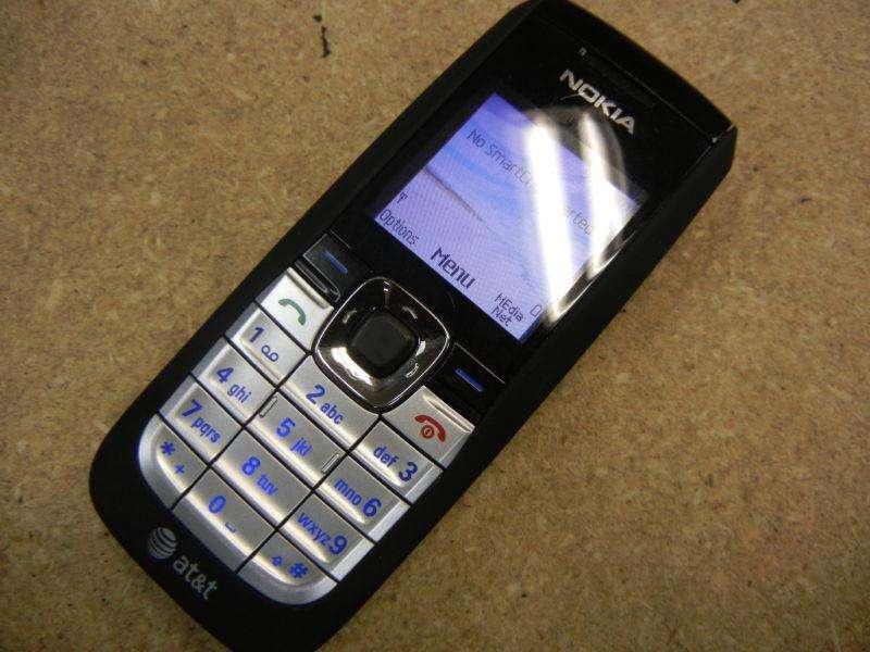 Celular NOKIA chip 3G básico, para Claro, Movi o CNT.