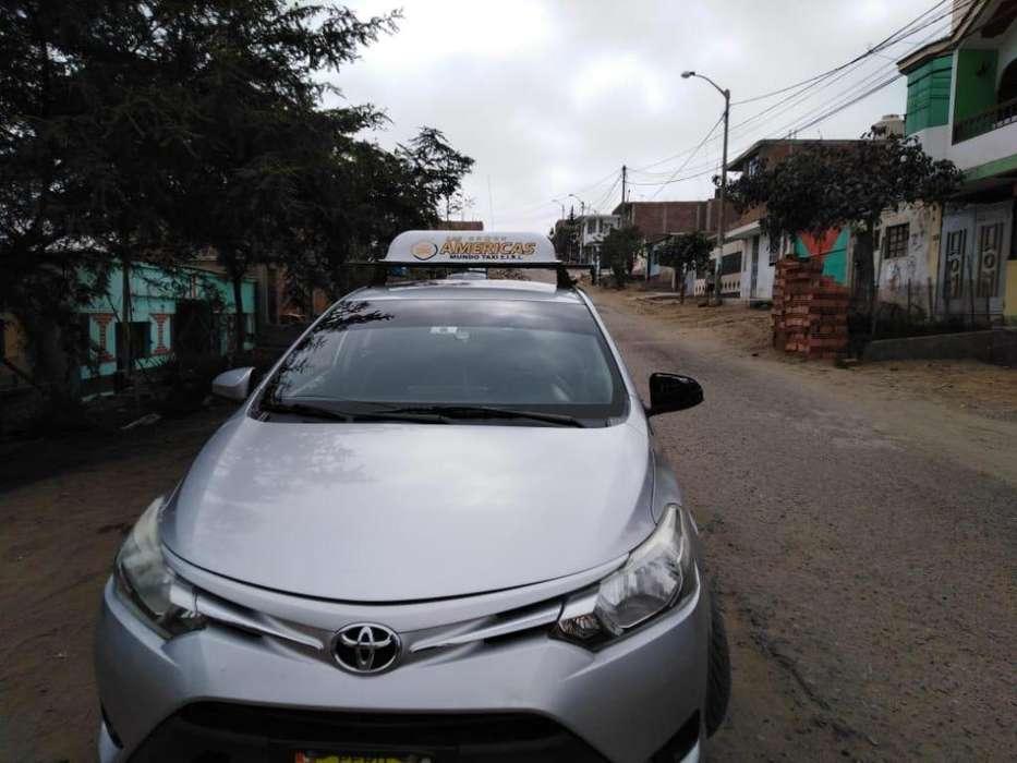 Toyota Yaris 2015 - 1000 km
