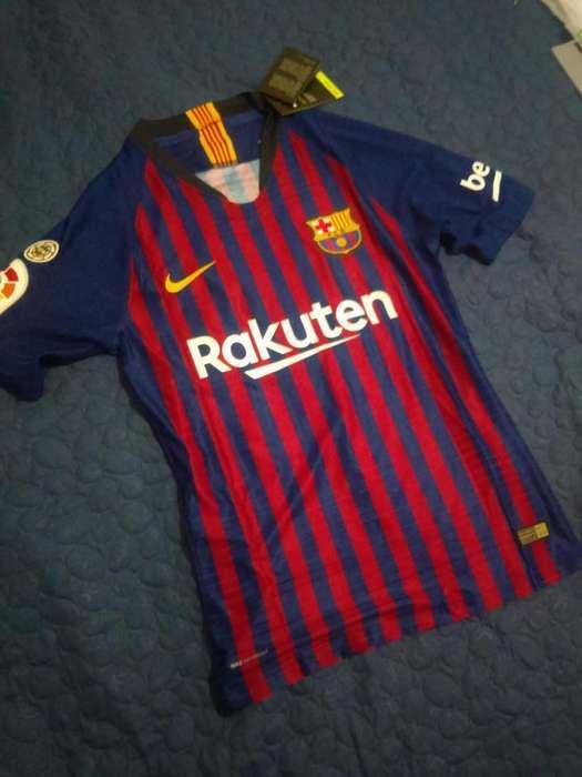 Camiseta de fútbol FC Barcelona 1819