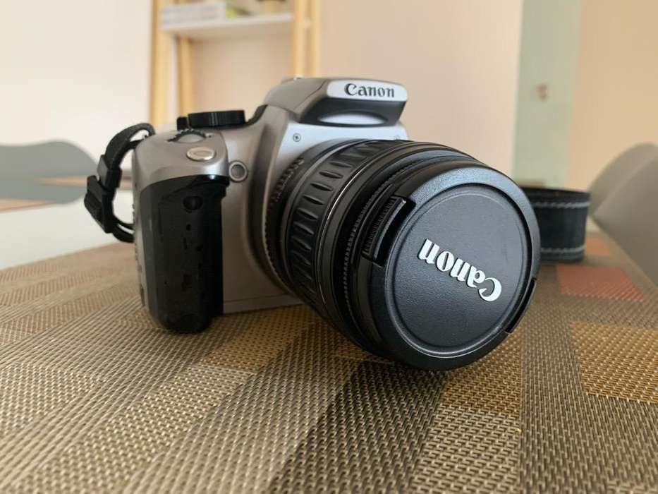 Camara Canon Rebel Xt Reflex Digital