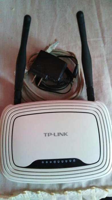 Router Tp - Link Doble Antena