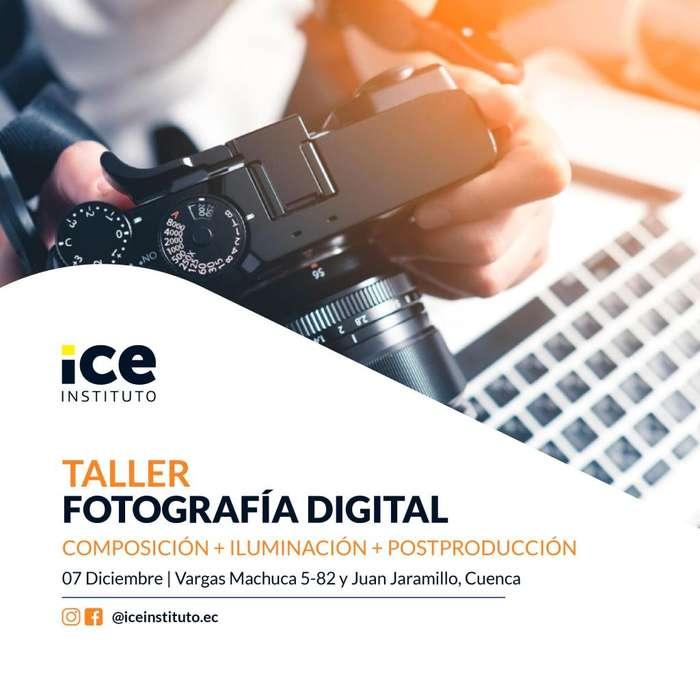 <strong>taller</strong> FOTOGRAFÍA DIGITAL