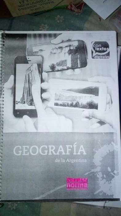 Geografía de La Argentina