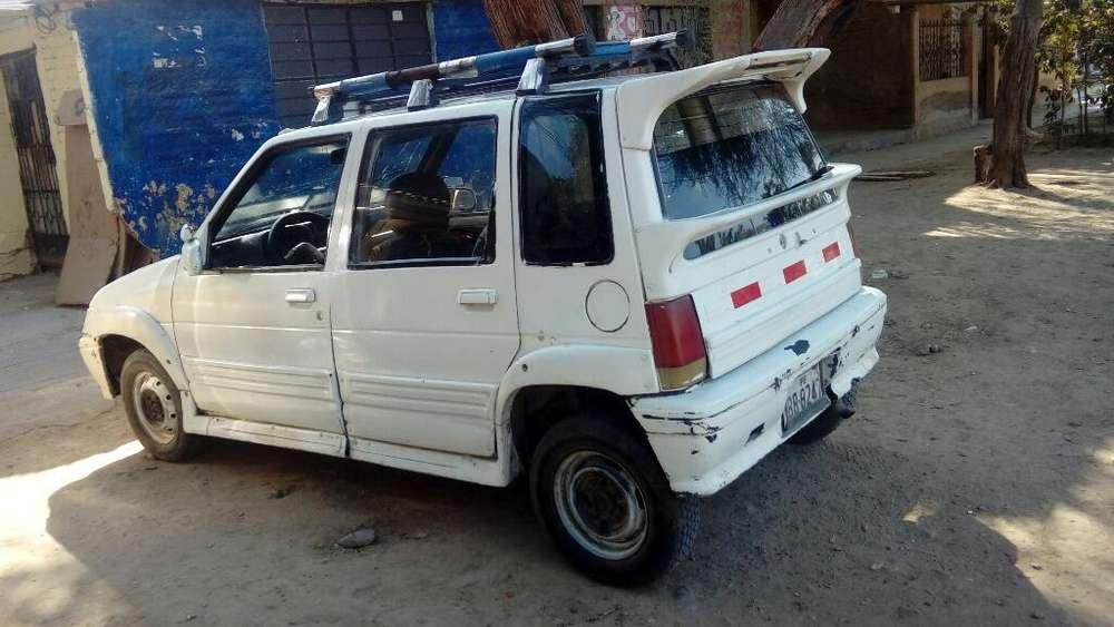 Daewoo Tico 1997 - 500000 km
