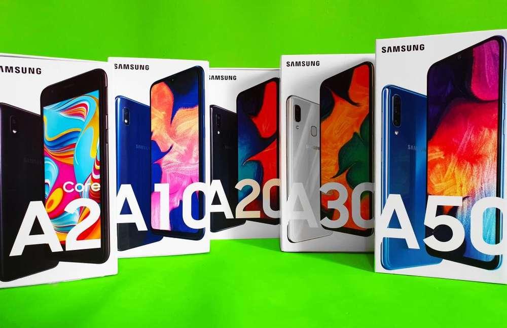 ¡¡Toda la Serie A de Samsung!!