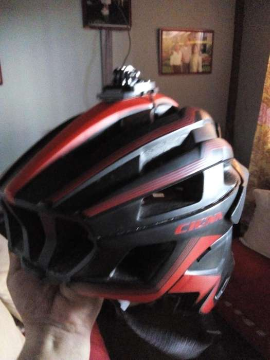 Casco Mtb Desmontable