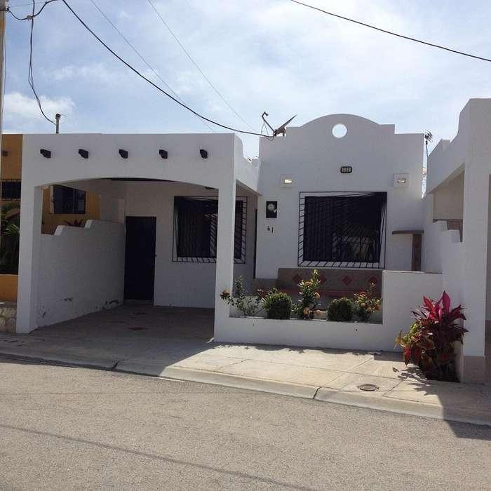 Alquilo Casa en Salinas, totalmente Amoblada en conjunto San Martino 2