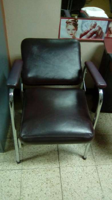 Sillon Reclinable de Espera