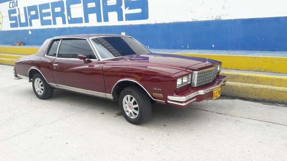 Chevrolet Monte Carlo 1980 - 98000 km