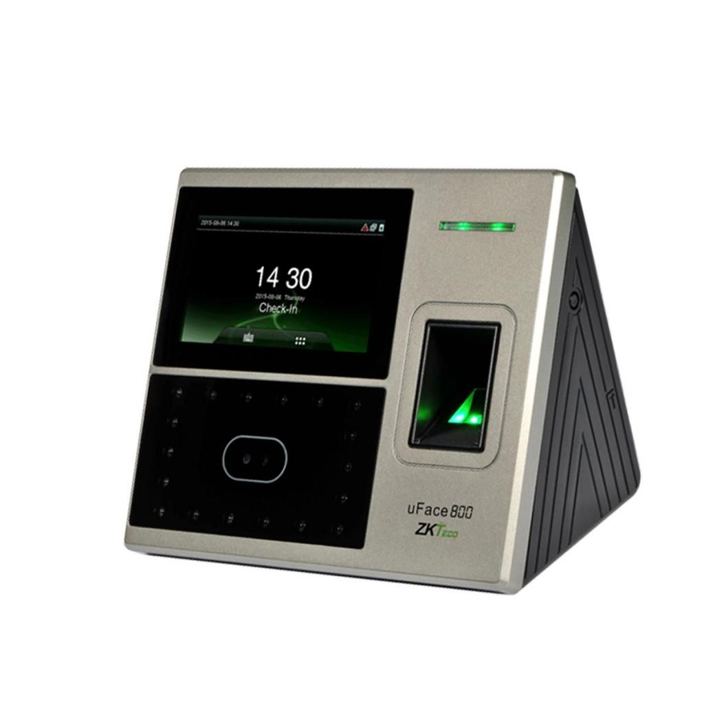 Control de Acceso y Asistencia Biometrica Facial UFACE800/ID