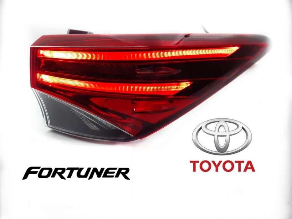 Faro Posterior Toyota Fortuner 2016 2017 2018 2019