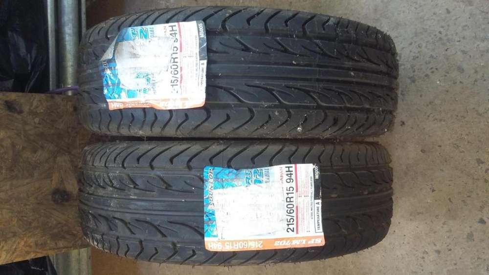 Neumático 215/60x15 Dumlop LM702