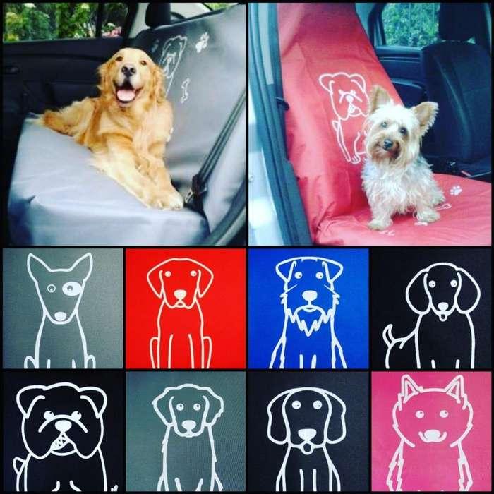 Forros Protectores Para Autos - Mascotas