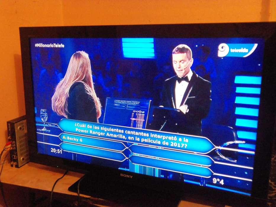 TV SONY LCD 40