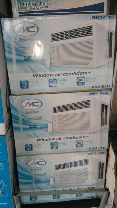 Aire Acondicionado <strong>ventana</strong> Smc Inverter