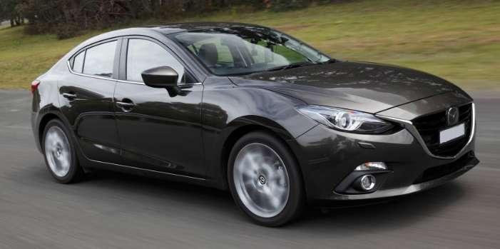 Mazda Mazda 3 2016 - 32000 km