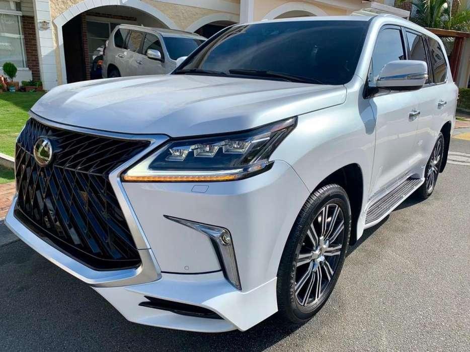 Lexus LX 2017 - 17000 km