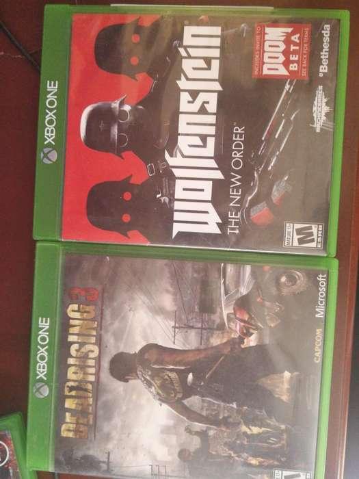 Vendo Juegos O Cambio de Xbox One