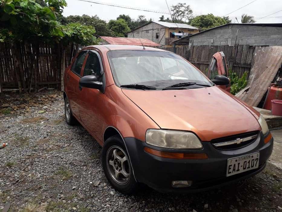 Chevrolet Aveo 2009 - 320000 km