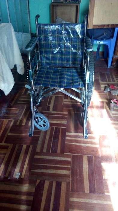 <strong>silla</strong> de Ruedas 10/10 Semi Nueva