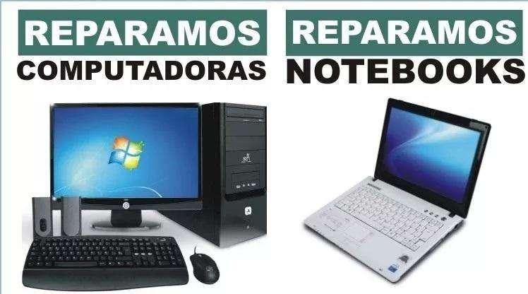 REPARAMOS COMPUTADORAS REPARAMOS NOTEBOOKS