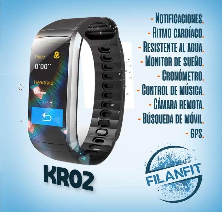 Smartwatch KR02