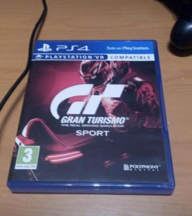Gran Turismo Play 4 - Llevo a Domicilio