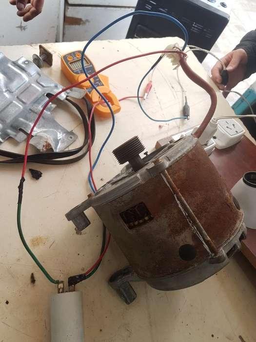 Bobinado Reparacion Motor Lavarropas Etc