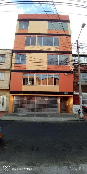 <strong>edificio</strong> BARRIO LA FRAGUA 5 PISOS 8 APARTAMENTOS