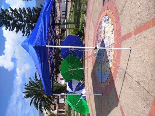carpas, polisombras y parasoles