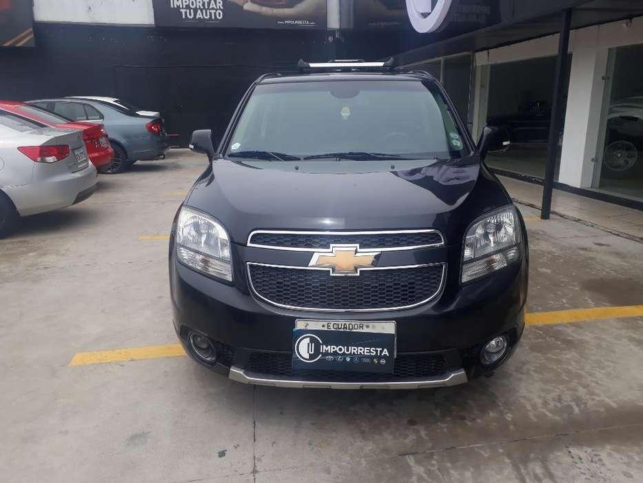 Chevrolet Orlando 2012 - 194000 km