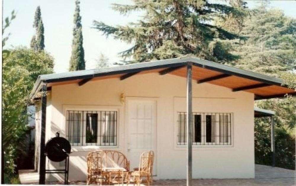 gf81 - Cabaña para 2 a 6 personas con cochera en Cosquin
