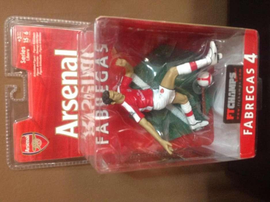 Fabregas Arsenal Figura Ftchamps