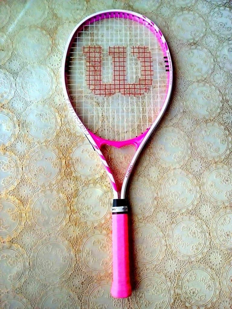 8c90106ecdc Raqueta de Tenis Wilson TRIUMPH - Bogotá